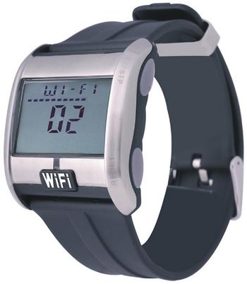 Reloj Detector de WiFi