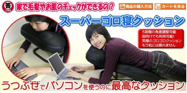 Lazy Geeks Cushion