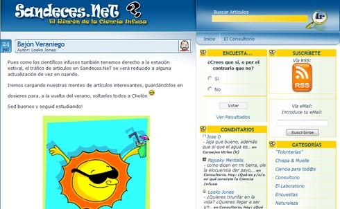 Sandeces.net