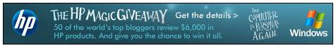 HP Magic Giveaway