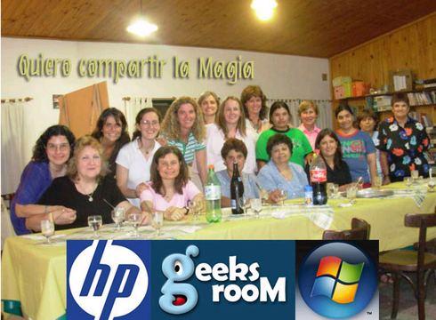 HP Magic Giveaway Ganadora del Concurso