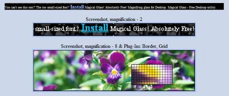 Magical Glass