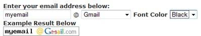 Cool Generators Email Icon Generator
