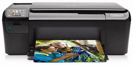 HP Photosmart C4600 Series