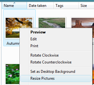 Image Resizer Clone