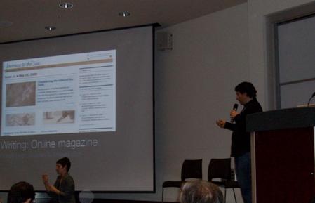 WordCamp Dallas 2009 - Tony Cecala
