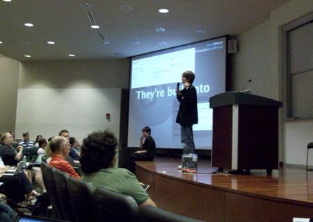 WordCamp Dallas 2009 Dave Moyer