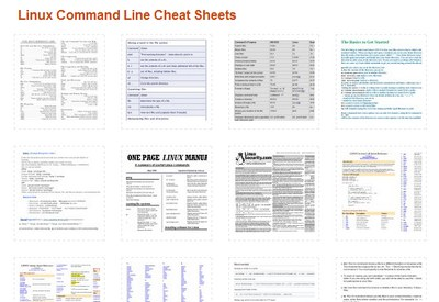 Linux Cheat Sheets
