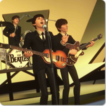 The Beatles Rock Band - The venues