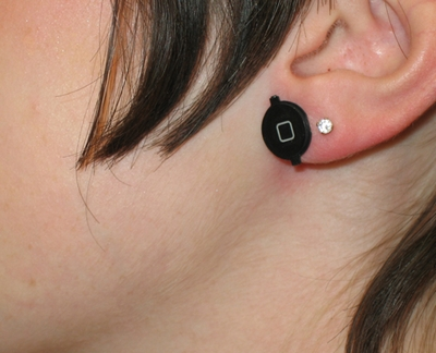 powerbook medic earrings