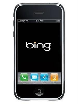 Bing Iphone