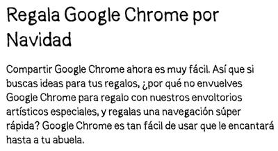 google-regala-chrome