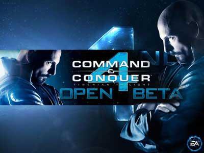 Command & Conquer 4 Open Beta