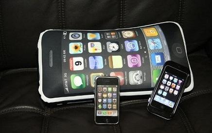 iPhon y iCushion
