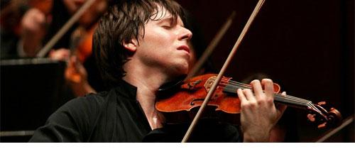 Un Violinista famoso ignorado en el metro