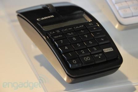 Mouse con calculadora