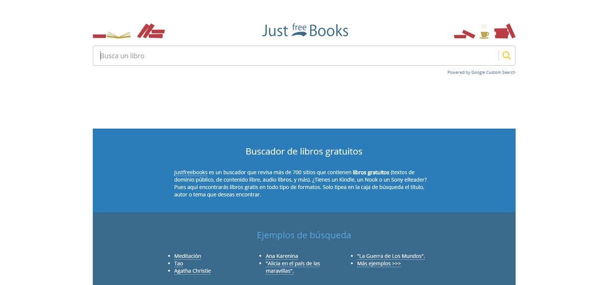 Just Free Books