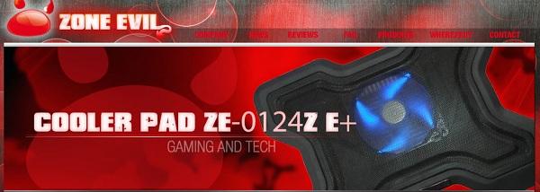 Zona Evil.