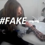 Tatuajes 152 amigos re falso