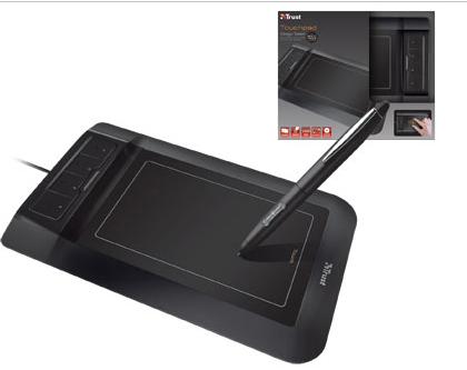 Nuevo dispositivo multitctil para dibujar en la computadora