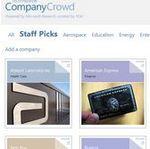 Microsoft lanza CompanyCrowd para ayudarte a obterner noticias de empresas