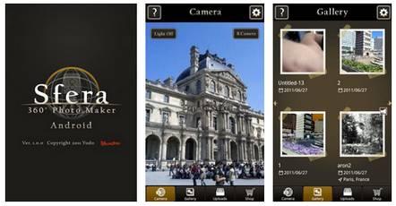 Las Mejores apps de fotografia para android