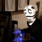 robot mozart