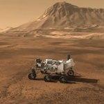 9 meses del rover Curiosity de la NASA en Marte en un Time Lapse de 1 minuto