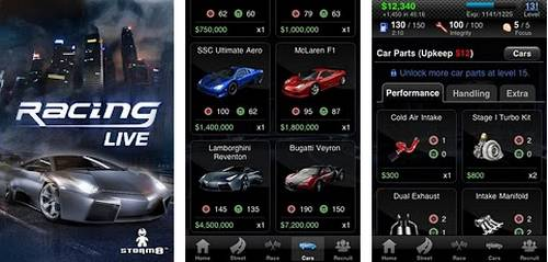 Android Drag Racing Best Cars Per Level