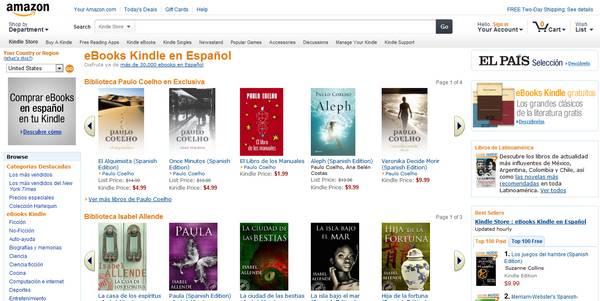 Amazon com panama en español