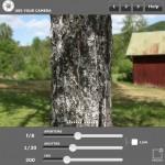 Camera Simulator, simple simulador de cámara de fotografías