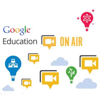 Google Education on Air: Edúcate a tí mismo!