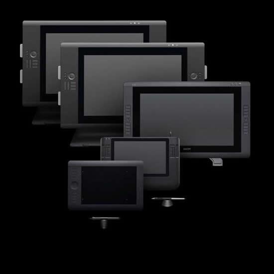 Para los profesionales dibujantes llegan las nuevas Cintiq 24HD Touch y Cintiq 22HD