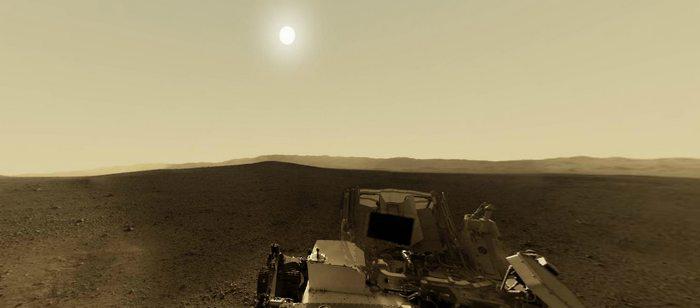 NASA-Curiosity-Rover-Mars