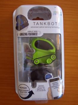 Tankbot de Desk Pets