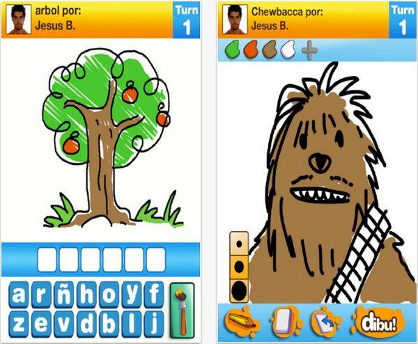 DibuDibu aplicacin gratis basada en el popular juego de dibujar