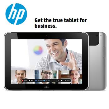 HP presenta su ElitePad 900, una tablet para negocios con Windows 8
