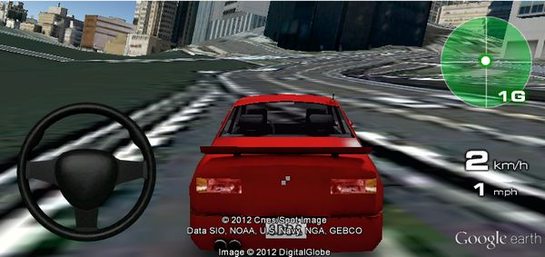 3d Driving Simulator Te Permite Conducir Un Automovil En Cualquier