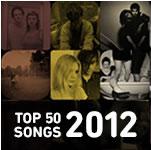 Ex.fm nos trae sus 50 mejores canciones del 2012