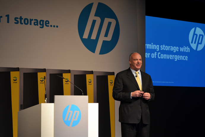 HP introduce Polimorphic Simplicity #HPDiscover