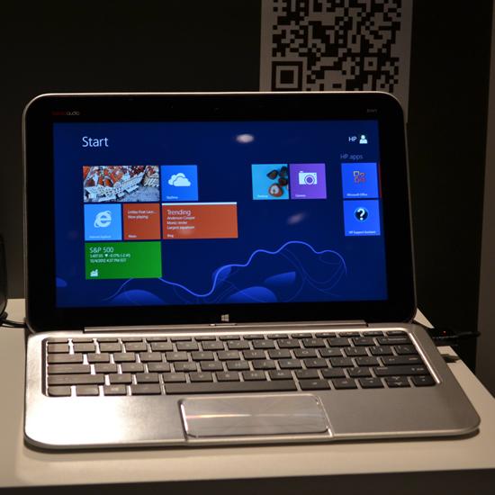 #HPDiscover El poder de una PC y la comodidad de una tablet con HP ENVY x2