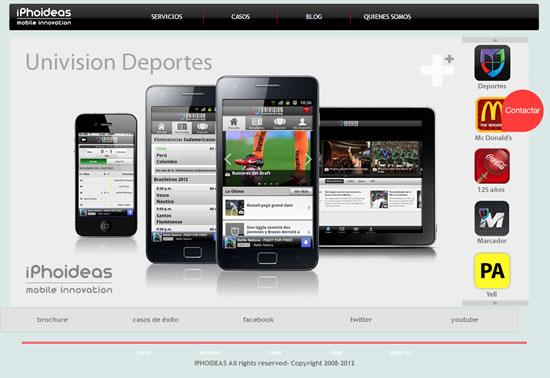 iPhoideas: Programación para móviles de Latinoamérica para el mundo!