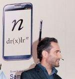 Jorge Drexler, Samsung y Warner Music España anuncian una aplicación #Android para modificar música colaborativamente