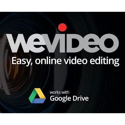 WeVideo: Editor de videos poderoso, colaborativo,  social y en la nube!