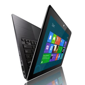 #CES2013: TAICHI: La Utrabook de ASUS, una mezcla de Notebook y Tablet