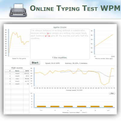 online-typing-test