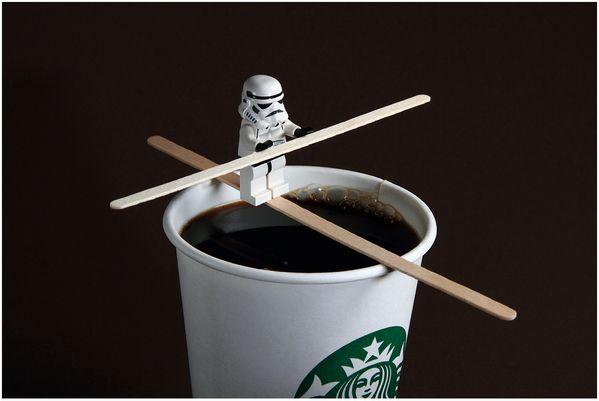Lo que no conocían de los Stormtroopers [Imágenes] #Humor