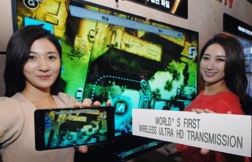 LGWorld_First_Wireless_Ultra_HD_Transmission