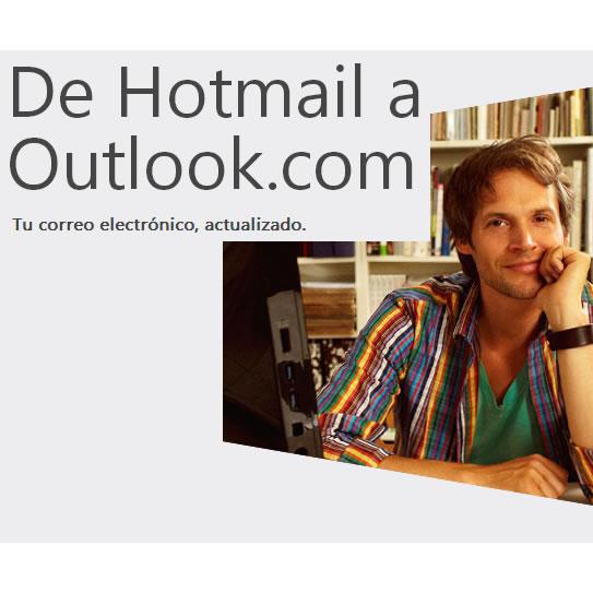 De Hotmail a Outlook.com: Pasos para principiantes
