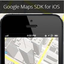 Google Geo Developers: Se actualizó Google Maps SDK para iOS